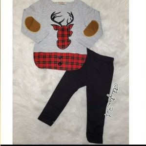 Other - New 24M baby/toddler girl Christmas outfit